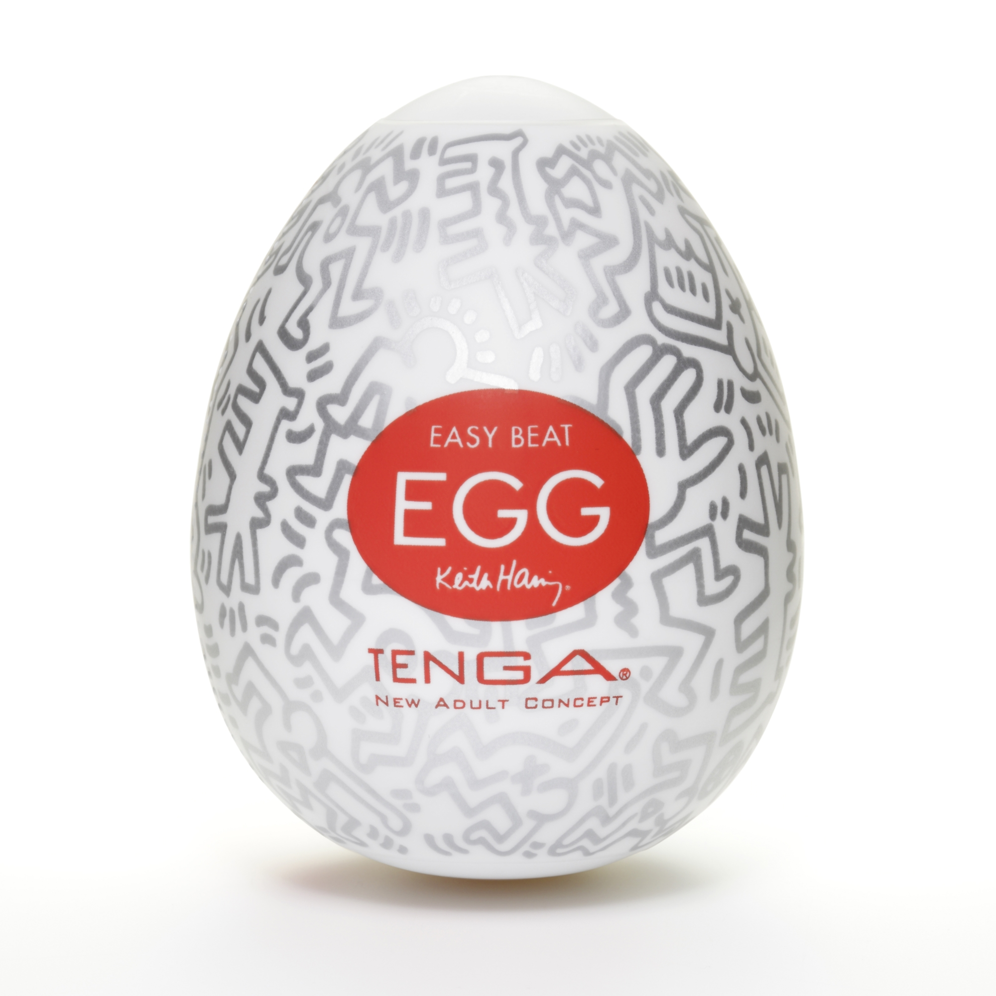 TENGA Keith Haring - Egg Party (1db)