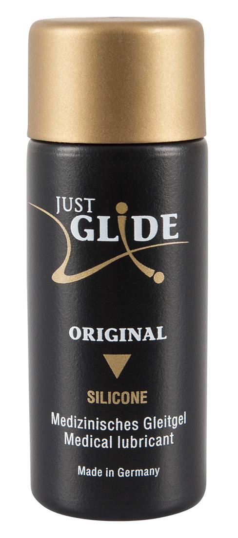 Just Glide original - szilikonos síkosító (30ml)
