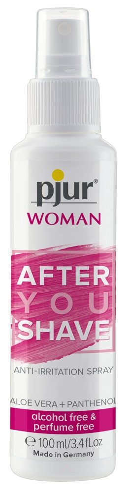 Pjur After You Shave - bőrnyugtató spray (100ml)
