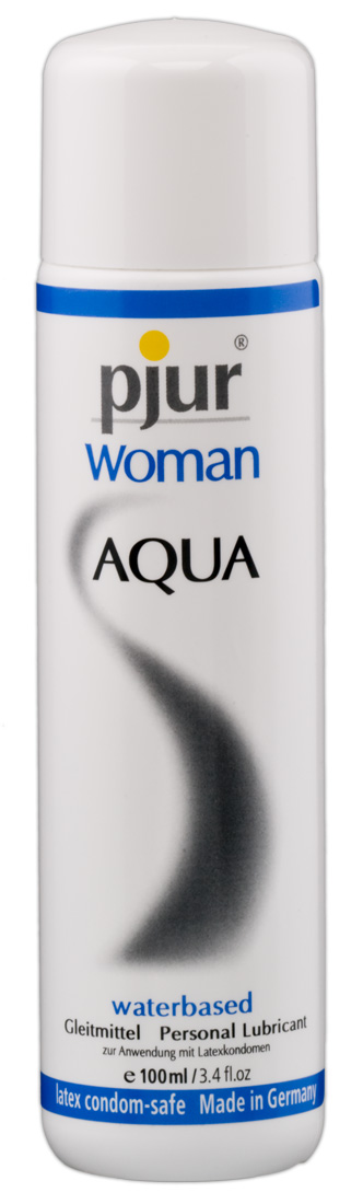 pjur Woman Aqua síkosító 100ml