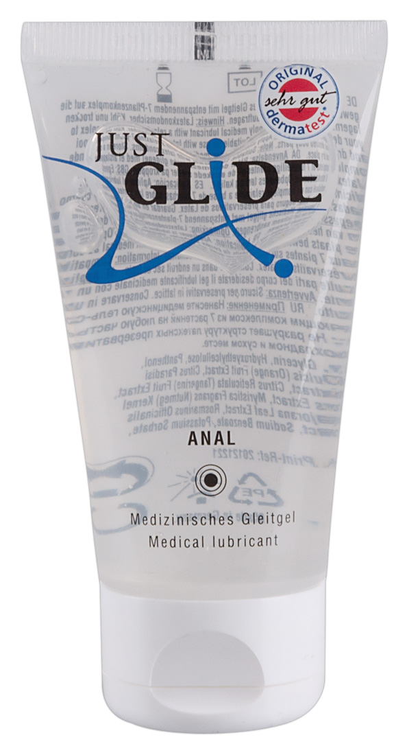 Just Glide anál síkosító (50ml)