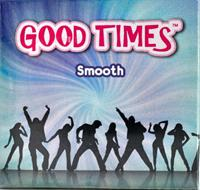 Good Times Smooth - sima óvszer (3db)