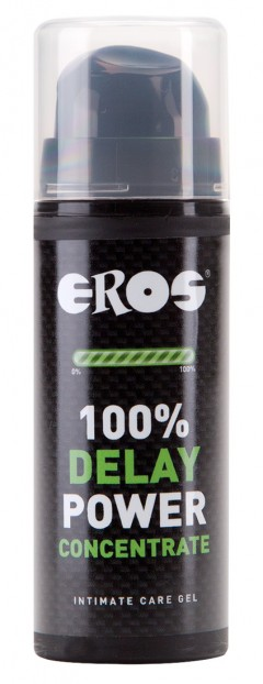 EROS Delay 100% Power - késleltető koncentrátum (30ml)