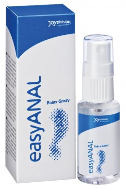 easyANAL Relax - ápoló spray (30ml)