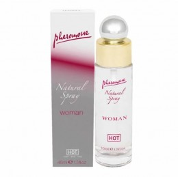 HOT Natural - feromon spray nőknek (45ml)