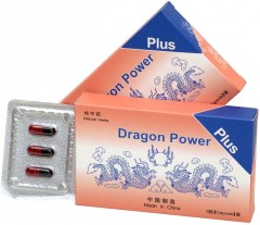 Dragon Power Plus (6db)  potencianövelő