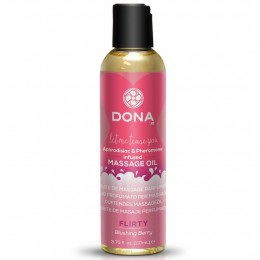 DONA Scented Blushing Berry - illatos masszázsolaj (110ml)