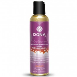 DONA Scented Tropical Tease - illatos masszázsolaj (110ml)